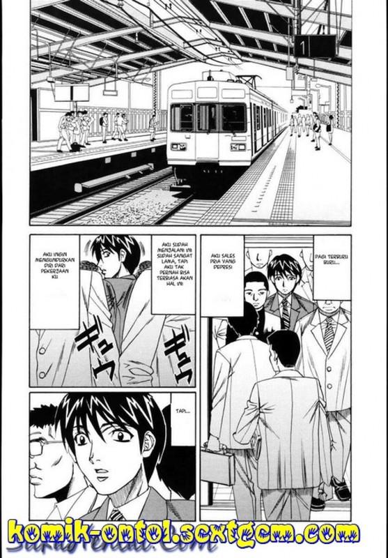 Komik Manga XXX Siswi SMA Di Entot Dalam Kereta