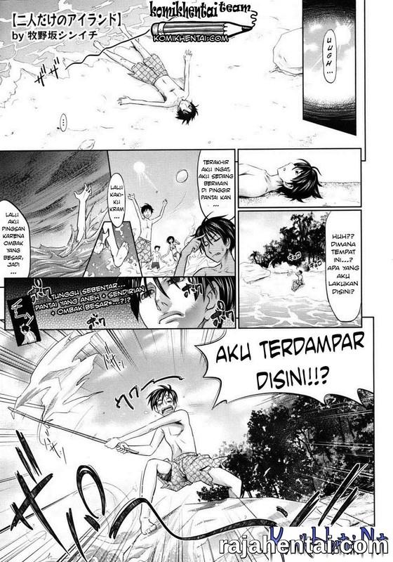 Komik Manga XXX Tergoda Cewek Sexy Berbikini