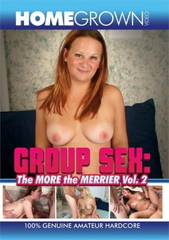 Group Sex The More The Merrier 2