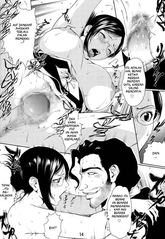 Komik Hot Hentai Bleach