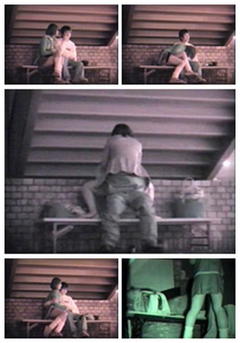 No. 094 Day and Night - Two People Making Love