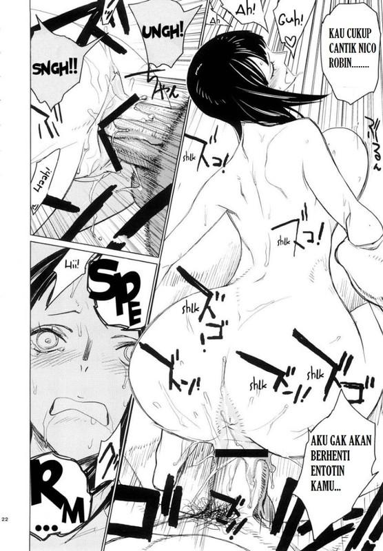 Komik Hot Hentai One Piece - Brutal Sex
