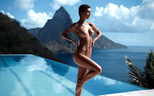 Rachel Cook By Robert Voltaire For Playboy Nude Gals 1