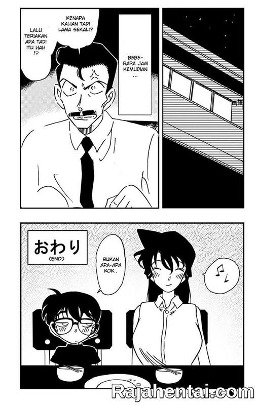 Komil Hentai Detektif Conan Ngentot Ran Mouri