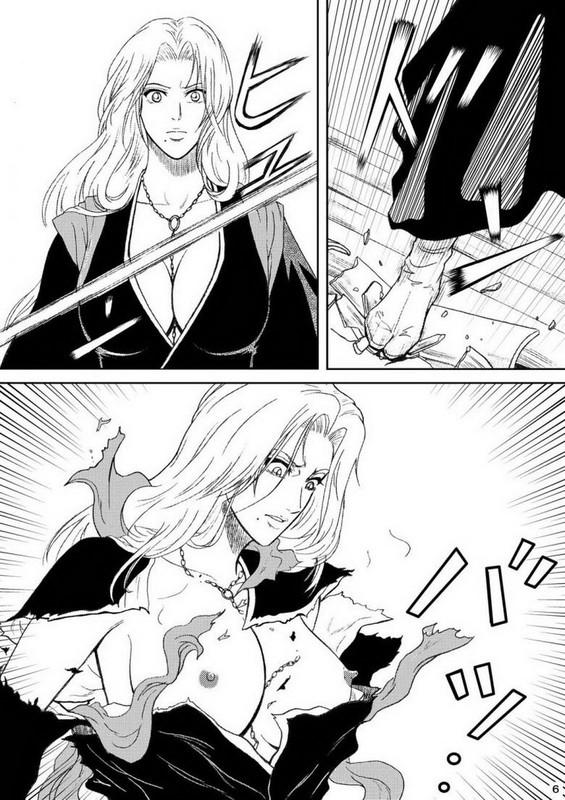 Komil Hentai Bleach - Cewek Rambut Pirang Sexy