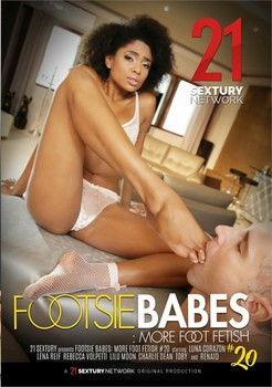 Footsie Babes: More Foot Fetish 20