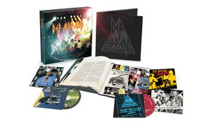 Def Leppard - The Early Years 79 - 81 [5CD Box Set] (2020)