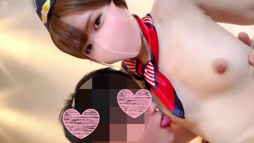 【オボワz☆ 投稿作品】20歳 色白な美人CA志望のJD♡ ~パ○活初心者の膣奥に無許可中出し~