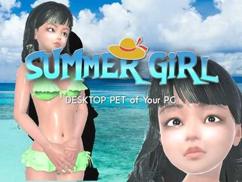 [ZOOCROS] Summer Girl (English) [RE297699 ]