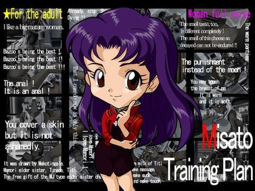 [PeroPero Candy] Misato Training Plan (English)