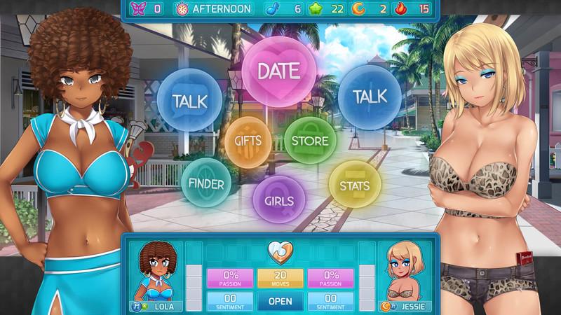 Android huniepop apk download HuniePop Walkthrough