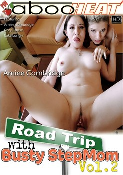 Amiee Cambridge in Road Trip with Busty Stepmom 2