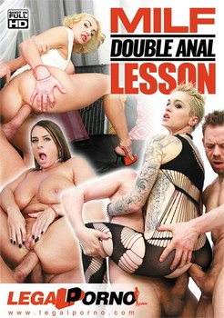 MILF Double Anal Lesson