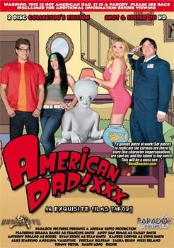 American Dad XXX: An Exquisite Films Parody