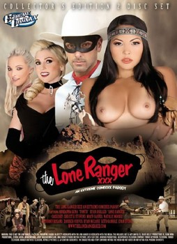 The Lone Ranger XXX: An Extreme Comixxx Parody