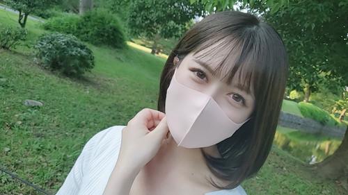 【オボワz☆ 投稿作品】美容クリニックの受付嬢を庭園で野外猥褻・・・密室に連れ込み美肌に包まれた上品な身体に中出し